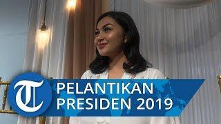 Ariel Tatum Ogah Jawab Apapun Soal Pelantikan Presiden
