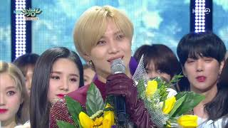 190222 태민(TAEMIN) 'WANT' - Win + Encore @ Music Bank