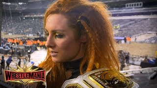 Becky Lynch is now living proof that