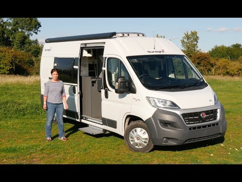 The Practical Motorhome Sunlight Cliff 601 review