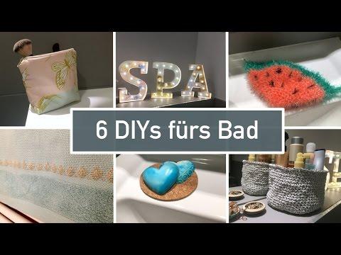 Roomtour & 6 DIYs fürs Bad || 30K SPECIAL || mega VERLOSUNG!!!