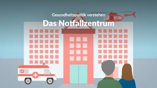 Integrierte Notfallzentren