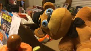 Fnaf plush episode 3 the gamble