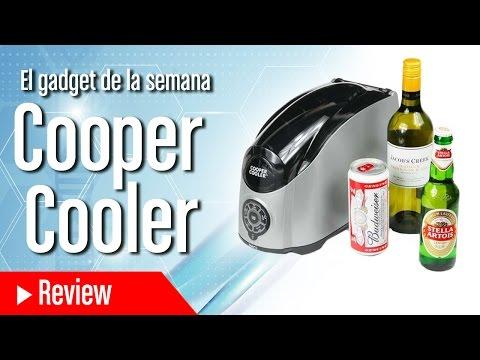 El Gadget de la semana: el enfriador de bebidas Cooper Cooler