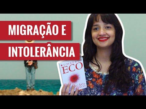 MIGRAÇÃO E INTOLERÂNCIA, de Umberto Eco e O PARAÍSO DEVE SER AQUI (livro + filme) | LiteraTamy