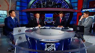 McDonagh, Maroon trades trickle in as 3pm deadline comes, goes