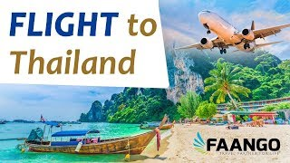 Book Flight to Thailand at lowest fare - Call: 1-800-295-9711