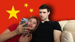 You Know You're Dating a Chinese Woman When...