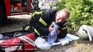 09.05.2019 – Hund redde ud af brænden lejlighed – Gentofte