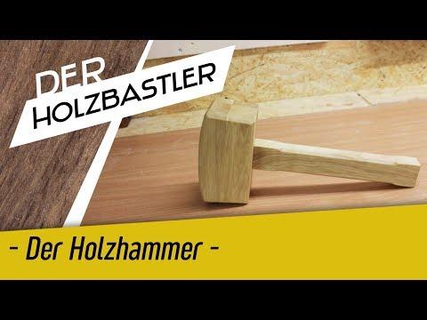 Der 34.322ste Holzhammer auf YouTube