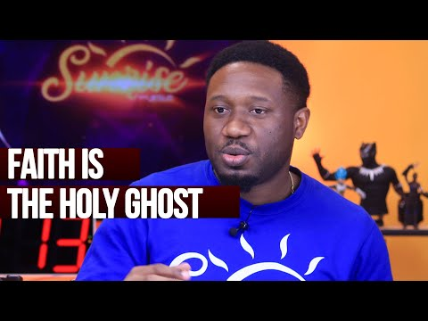FAITH IS THE HOLY GHOST - Part 9    SWJ-Live Morning Devotional Live Show