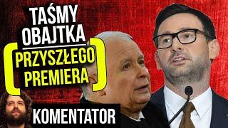 Taśmy Obajtka Prezesa Orlenu – Przyszłego Premiera Polski od PIS – Analiza Komentator Biznes Finanse