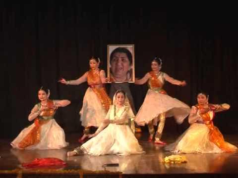 INHI LOGO NE CLASSICAL DANCE BY ASAVARI PAWAR