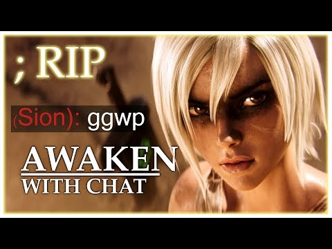 AWAKEN (Parody) With Chat | LoL Cinematic