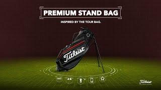 Premium Stand Bag-video