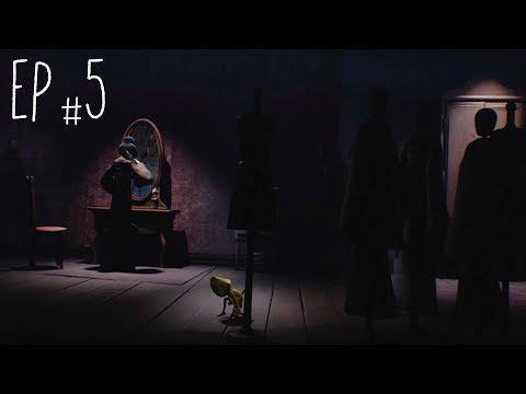 "Little Nightmares - EP #5 (""Room hostess"" - Комнаты хозяйки) Final"