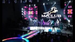 Cooler Band Live in M-Club Dannok Thailand