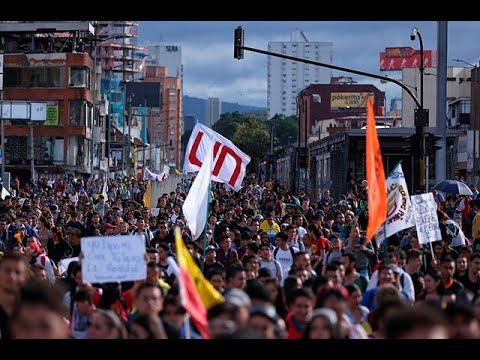 Procurador se reunira con comite del paro y autoridades para establecer reglas de las marchas