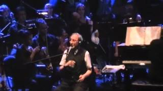 Franco Battiato - Lode all'Inviolato (Live Monza 18/07/2012)