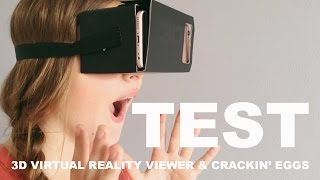 bf2cead51a45a2 Din G Sdag Test - 3d Virtual Reality Viewer   Crackin  Eggs