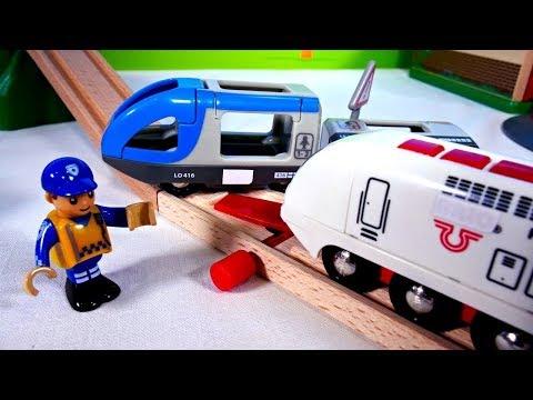 Tolle Spielzeugeisenbahn - Züge und Lokomotiven - Brio Toys