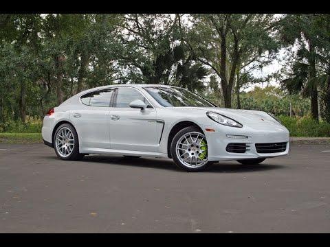 2014 Porsche Panamera S E-Hybrid -- Driven