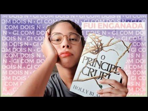 VLOG DE LEITURA: Principe Cruel, por Holly Black   Gi com dois N