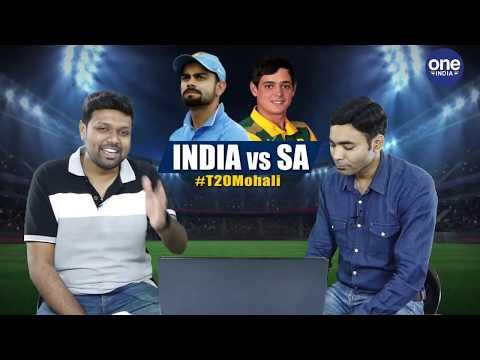 India vs South Africa 2nd T20I: Virat Kohli eyes first ever home win against Proteas |वनइंडिया हिंदी