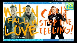 [#SupportingANT] When I Can't Stop Feeling In Love - Ant & Dec & Justin Timberlake Mashup