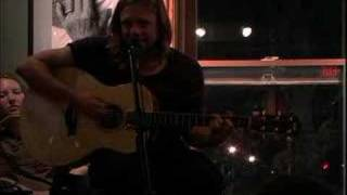 Jon Foreman unplugged - Your Love Is Strong