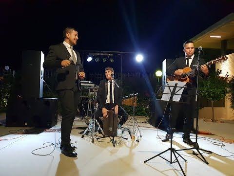 Grupo de música en directo Jonatan Blanco y Cia (versiones pop, flamenco, rumba)