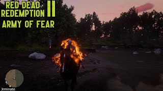 Army Of Fear Cutscenes Teaser zombies Red Dead Redemption 2