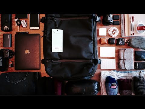 Aer Travel Pack Review | Best Carry On Travel Backpack