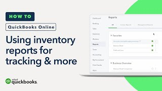 How to Use Inventory Reports: Tracking, Maintaining, & More