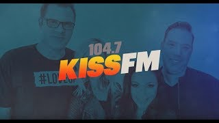 This Is 104.7 KISS FM! We Are The Valley's #1 Hit Music Station