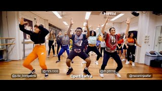 Petit Afro    NGWASUMA || Afro Dance || PROD BY. EBE BEATS || HRN VIDEO