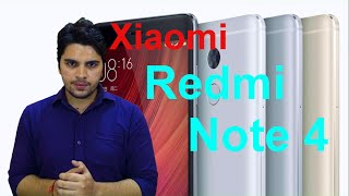 Hindiहिन्दी  Xiaomi Redmi Note 4 Pushing The Boundaries  Specifications Features & Price
