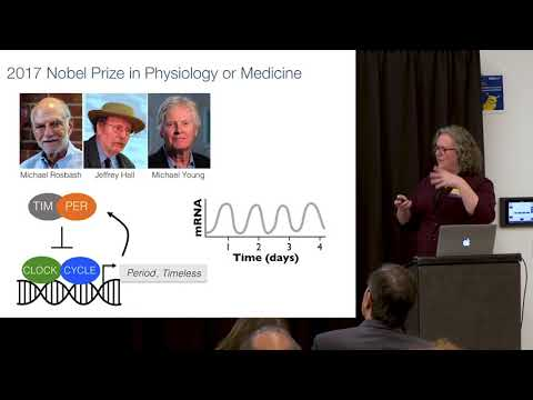 Kraw Lecture Series: Circadian Rhythms – When Our Biological Clocks Go Bad