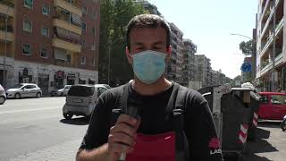 Le criticità della Bike Lane della Tuscolana a Roma