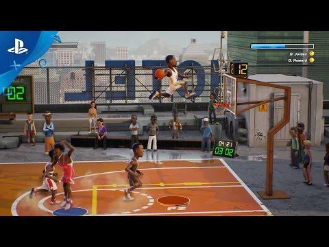 NBA Playgrounds – Gameplay Trailer | PS4 thumbnail
