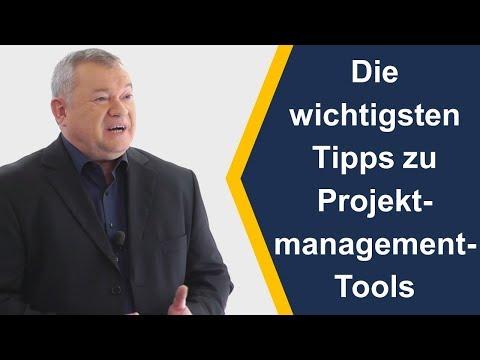 Projektmanagement-Tools: Die wichtigsten Tipps dazu [Ratgeber-Video 3]