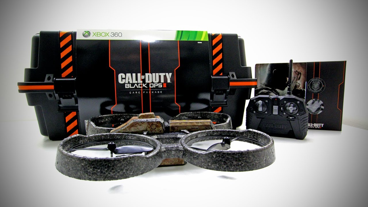 Call of Duty Black Ops 2 Care Package Unboxing (COD Black Ops II Special Edition) thumbnail