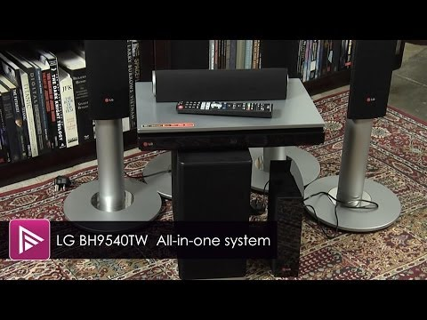 LG BH9540TW All-in-One Home Cinema System Review