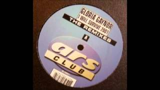 Gloria Gaynor ‎   I Will Survive 2001 (Layton & Stone Extended Remix)