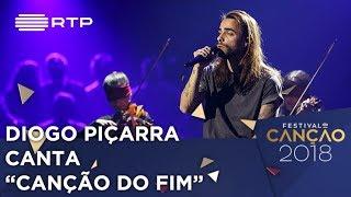 Diogo Piçarra - Canção Do Fim (Live)
