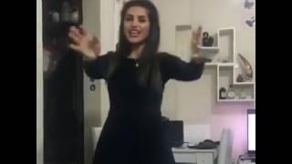 رقص دختر ایرانی تو خونه