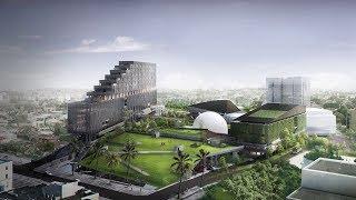 Jakpro Jelaskan Soal Hotel Dalam Desain Baru Taman Ismail Marzuki