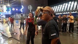 Asyikk,,, Seratus Persen Cinta Pak Maun Untuk Mimi.. Hujan Pon On Jugak