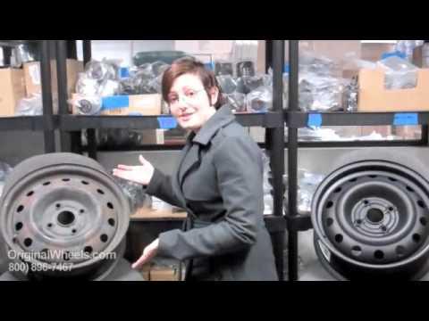 Kizashi Rims & Kizashi Wheels - Video of Suzuki Factory, Original, OEM, stock new & used rim Co.
