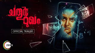 Chathur Mukham Trailer